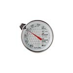 Taylor Thermometer 3504 - TruTemp Thermometer, Meat, dial type 4-1/2 in.