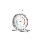 Taylor Thermometer 5924 - Refrigerator/Freezer, 3-1/4 in. dia. dial