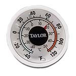 Taylor Thermometer 5982N - Classic Series Thermometer, 1-3/4 in. dia. dial