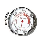 Taylor Thermometer 6021 - Classic Series Grill Thermometer, 1-5/8 in. dia. dial