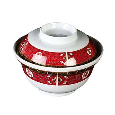 "Thunder 3201TR - Noodle Bowl, 20 oz., 5-3/4"" dia., melamine, longevity, (Case of 12)"