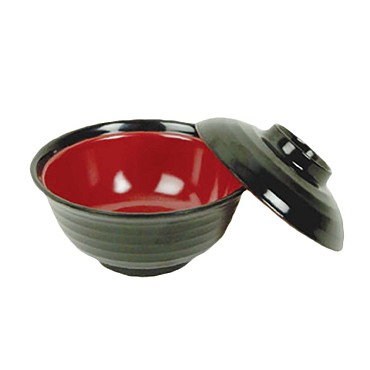 "Thunder 3222JBR - Soup/Vegetable Bowl, 10 oz., 4.75"" , two-tone, (Case of 12)"