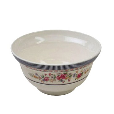 "Thunder Group 3201AR - Noodle Bowl, 20 oz., 5-3/4"" dia., round, melamine, Rose"