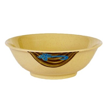 "Thunder Group 5070J - Bowl, 36 oz., 8"" dia., round, rimless, melamine, Wei"