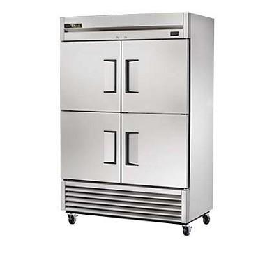 True T 49f 4 Hc Reach In Freezer 10 F Two Section