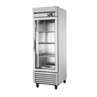 True TH-23G - Heated Cabinet, one-section, glass door