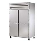 True STG2R-2S-HC - Reach-In Refrigerator, two-section, (2) stainless steel doors with locks