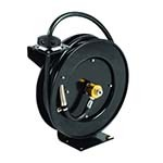 T&S Brass 5HR-232-GH - Equip Open Hose Reel, powder coated steel, 3/8