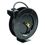 T&S Brass 5HR-242-01-GH - Equip Open Hose Reel, powder coated steel, 3/8