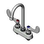 T&S Brass B-1141-02A-WH4 - Workboard/Bar Sink Faucet, deck mount, 4