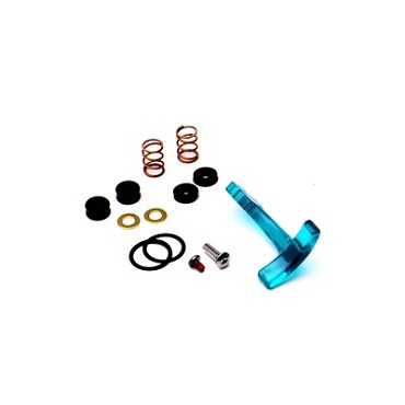 T&S Brass B-1255 - Glass Filler Kit, includes: (2) springs, (1) handle screw, (1) h