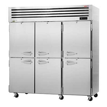 Turbo Air PRO-77-6R - Premiere Series Refrigerator,, reach-in, six-secti