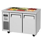 Turbo Air JBT-48-N - Refrigerated Buffet Table, 2 Section 10.9 Cu. Ft.