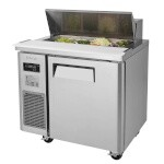 Turbo Air JST-36 - Sandwich/Salad Unit, 1 Section 7.5 Cu. Ft.
