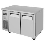 Turbo Air JUF-48 - Undercounter Freezer, 2 Section 11 Cu. Ft.