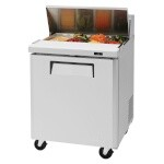 Turbo Air MST-28 - Sandwich / Salad Unit, 7 Cu. Ft.