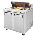 Turbo Air MST-36-N6 - M3 Series Sandwich/Salad Unit, 9.5 cu. ft.