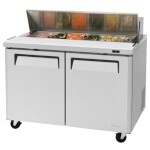 Turbo Air MST-48 - Sandwich/Salad Unit, 12 cu. ft.