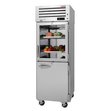 Turbo Air PRO-26R-GSH-N - Refrigerator, reach-in, one-section