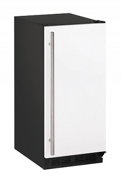Uline U-CLR1215W-40A - Clear Ice Machine, 15 inch, White