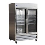Valpro VP2FG-HC - Freezer, reach-in, two-section, 54