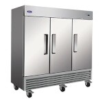 Valpro VP3FDV - Freezer, reach-in, three-section, 81
