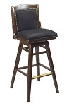 Vitro MAN-1160 BS - Manhattan Series Barstool, Solid European Beechwood
