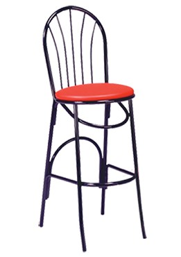X 55 Bs Vitro Seating Parlor Fanback Stool 43 Quot H Grade 5