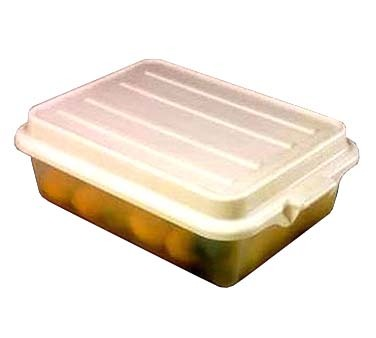 "Vollrath 1551-C13 - Color-Mate Food Storage Box Combo, includes 5"" drain, 5"" box"