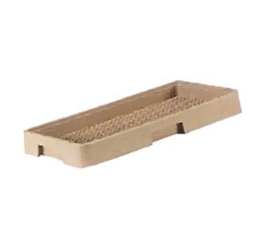 Vollrath HR2 - Traex Flatware Dishwasher Rack, half size, 10 inch W x  19-3/4 inch D x, (Case of 12)
