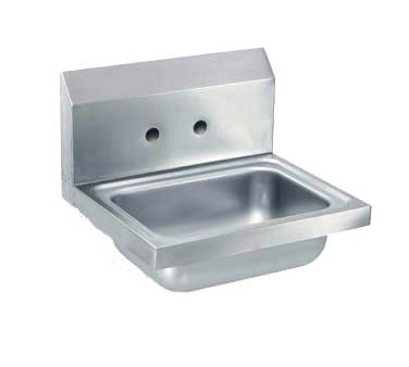 Vollrath 141-0 - Wall Mounted Hand Sink, 17 x 15 x 5-1/2 in.