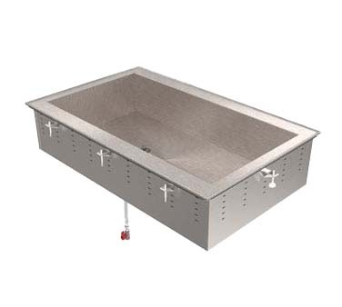 Vollrath 36448R - 6 Pan Standard Remote Refrigerated Drop-In w/8 in. Deep Wells