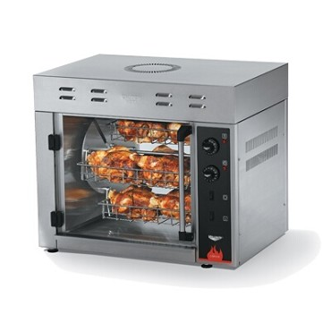 Vollrath 40704 - Rotisserie Oven, Electric Counter Top