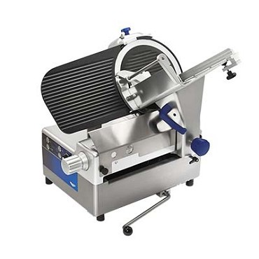 "Vollrath 40954 - Automatic Slicer, heavy duty, 35° gravity feed, 12"" blade with safe removal system"