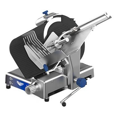 "Vollrath 40955 - Deli Slicer, heavy duty, manual, 35° gravity feed, 13"" blade w/safe blade removal"