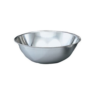 "Vollrath 47933 - Mixing Bowl, 3 qt., stainless, 9"" dia., 3 1/2"" deep, measurement"