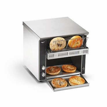 Vollrath CT2BH-120400 - Conveyor Bagel and Bun Toaster, horizontal, (400) per hour