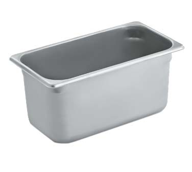 "Vollrath S12066 - Steam Table Pan, 1/3 size, 6-1/4 quart, 6"" deep, (Case of 6)"