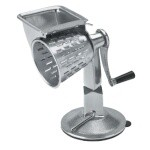 Vollrath 6003 - King Kutter Food Processor, manual, suction cup base, with #1, #