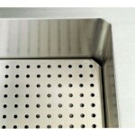 Vollrath 36914-2 - Perforated False Bottom for Signature Server with Stainless Steel Countertops 46