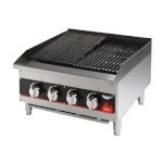 Vollrath 407382 - Charbroiler, Gas, Counter Model