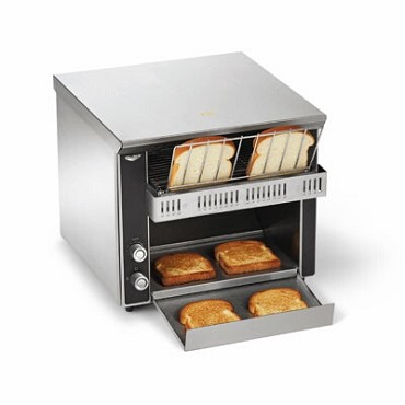 "Vollrath CT2-120350 - Conveyor Toaster, horizontal, 350/hour, 1-1/2"" opening, 120v"