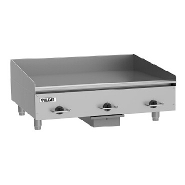 "Vulcan HEG36E - Heavy Duty Griddle, electric, countertop, 36"" W x 24"" D cooking surface"