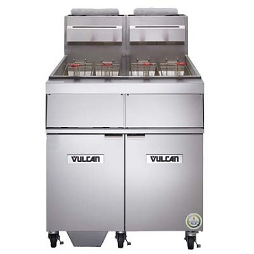 Vulcan 2GR85MF - Floor Fryer, Gas 65 - 70 Lb.