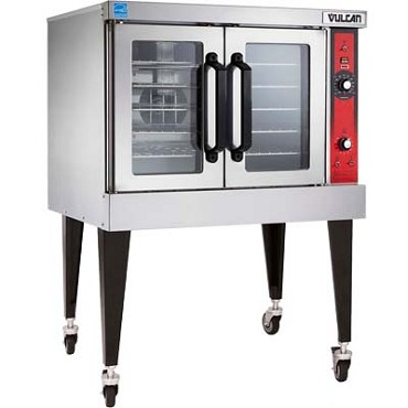 Vulcan VC4EC - Convection Oven, electric, single-deck, standard depth, computer controls