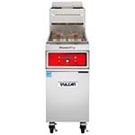 Vulcan 1TR85AF - PowerFry3 Fryer, gas, high eff, 21
