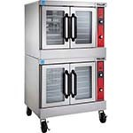 Vulcan VC44EC - Convection Oven, electric, double-deck, standard depth, computer controls