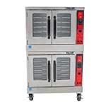 Vulcan VC55ED - Convection Oven, electric, double-deck, standard depth, solid state