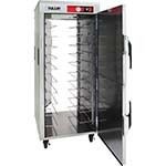 Vulcan VPT13 - Holding/Transport Cabinet, Pass-thru, Mobile, capacity (13) 18