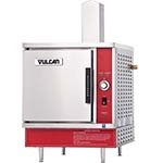 Vulcan VSX5G - Convection Steamer, Countertop, Gas, one compartment, (5) 12